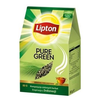 LIPTON GREEN LOOS 80G