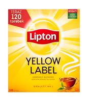 LIPTON YELLOW LABEL 120TB