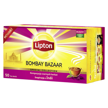 LIPTON BOMBAY BAZAAR 50 TOREBEK