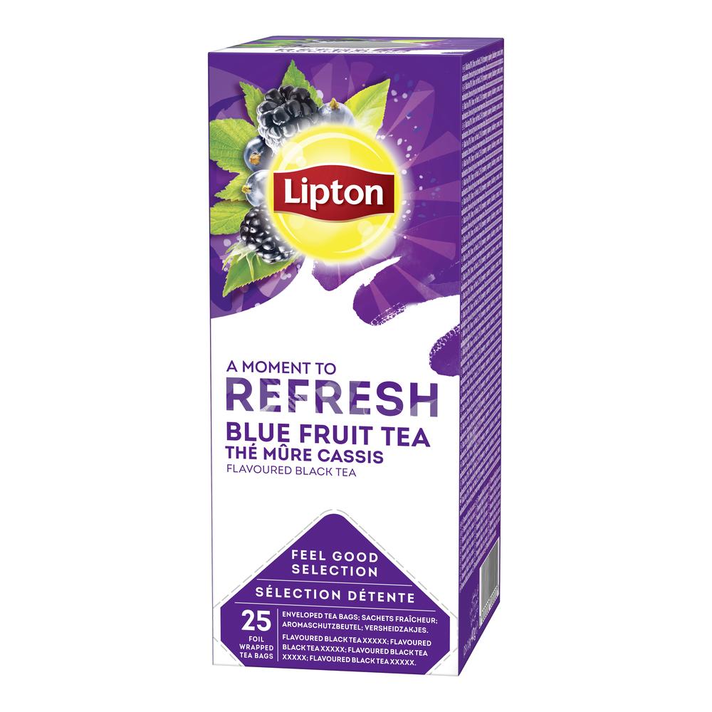 LIPTON CLASSIC BLUE FRUIT 25 KOPERT X1,6G (OWOCE JAGODOWE)