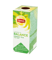 LIPTON CLASSIC GREEN TEA PURE HERBATA ZIELONA 32,5 G (25 KOPERT)