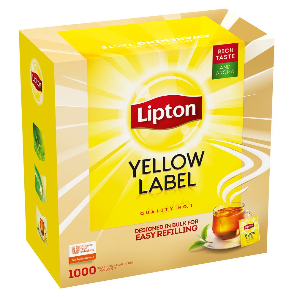 LIPTON YELLOW LABEL 1000 KOPERT X 1.8G