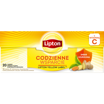 LIPTON CODZIENNA OCHRONA 20TB 40G