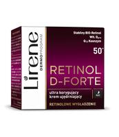 LIRENE RETINOL KREM 50+ NA NOC