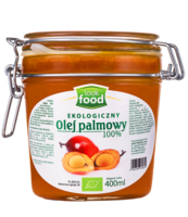 OLEJ PALMOWY BIO 400ML LOOK FOOD