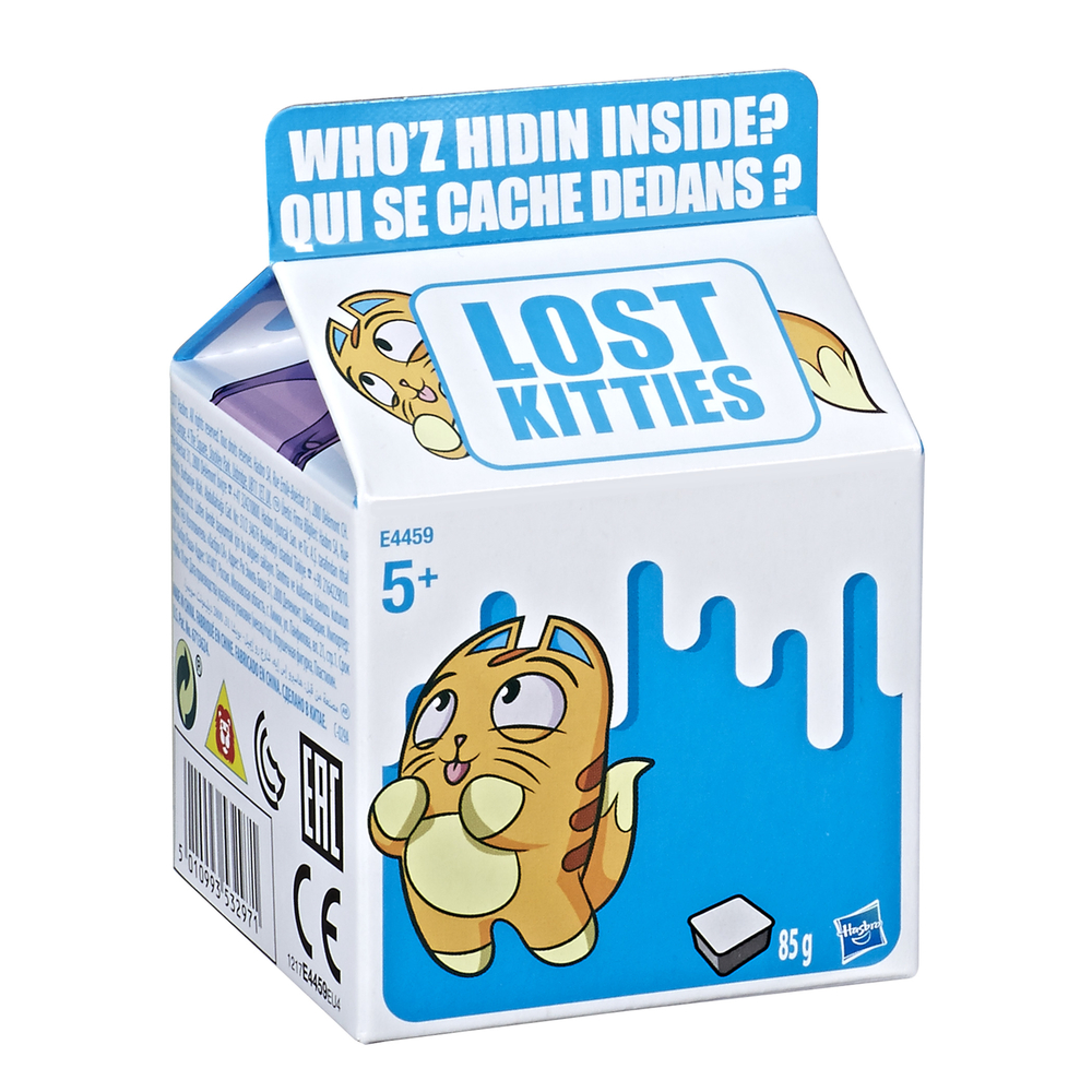 LOST KITTIES SINGLE PACK