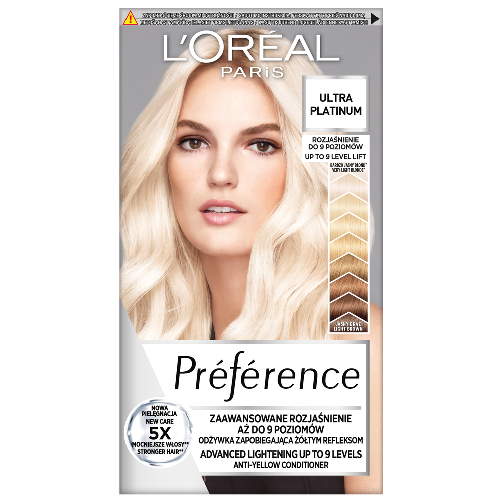 Loreal Paris Preference Hair Color Hairstylegalleries Com
