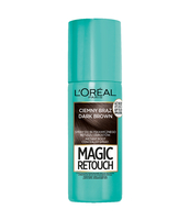 L'OREAL PARIS MAGIC RETOUCH RETUSZ ODROSTÓW W SPRAY'U CIEMNY BRĄZ 75 ML