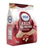 LA CHEF KASZA JĘCZMIENNA PERŁOWA3 KG