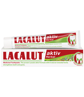 LACALUT AKTIV HERBAL 75ML