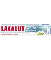 LACALUT WHITE ALPENMINZE 75 ML
