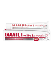 LACALUT WHITE & RAPAIR 75ML
