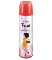 LADY IN PARIS DEZODORANT 150ML