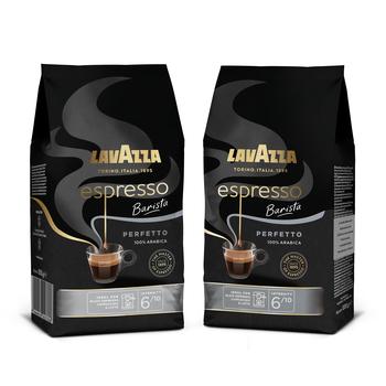 LAVAZZA CAFFÈ ESPRESSO BARISTA PERFETTO KAWA ZIARNISTA 1000G