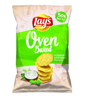 LAYS OVEN BAKED YOGURT WITH HERBS 125G