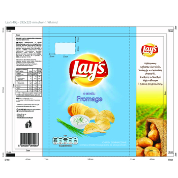LAYS FROMAGE 40G