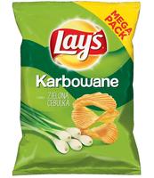 LAY'S KARBOWANE CEBULA 210G