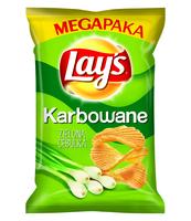 LAY'S KARBOWANE CEBULA 225G