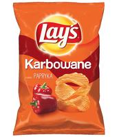 LAY'S KARBOWANE PAPRYKA 130G