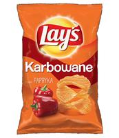 LAY'S KARBOWANE PAPRYKA 150G