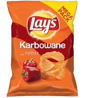 LAY'S KARBOWANE PAPRYKA 210G