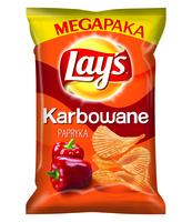 LAY'S KARBOWANE PAPRYKA 225G