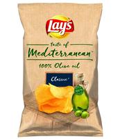 LAY'S MEDITERRANEAN CLASSIC 100G