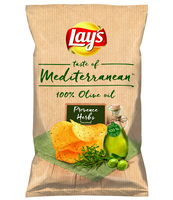 LAY'S MEDITERRANEAN PROVENCE HERBS 100G