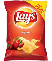 LAY'S PAPRYKA 215G