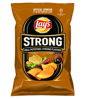 LAY'S STRONG CHEESE&JALAPENO 130G