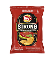 LAY'S STRONG CHILLI & LIME 65G