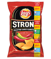 LAY'S STRONG OSTRE CHILLI D 140G