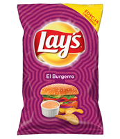 LAY'S SUMMER BURGERRO 140G