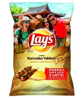 LAY'S SUMMER KURCZAK YAKITORI 140G