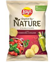 LAY'S INSPIRED BY NATURE POMIDOR Z ZIOŁAMI 120G