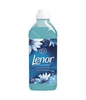 LENOR OCEAN FRESH PŁYN DO PŁUKANIA TKANIN 780 ML 26 PRAŃ