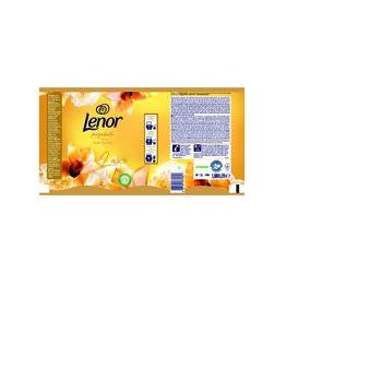 LENOR GOLD ORCHID PŁYN DO PŁUKANIA TKANIN 1080 ML