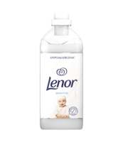 LENOR SENSITIVE PŁYN DO PŁUKANIA TKANIN 1,36 L, 45 PRAŃ
