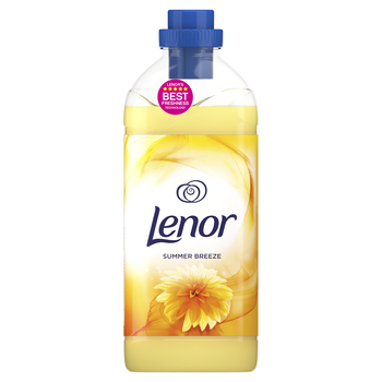 LENOR SUMMER BREEZE PŁYN DO PŁUKANIA TKANIN 1,36 L, 45 PRAŃ