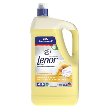 LENOR PROFESSIONAL SUMMER BREEZE PŁYN DO PŁUKANIA TKANIN 5L