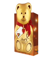 LINDT TEDDY PRESENT 138G