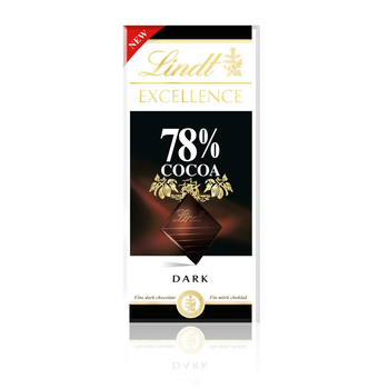 LINDT EXCELLENCE 78% COCOA 100G