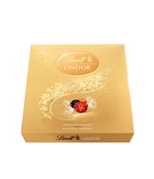 LINDT LINDOR ASSORTED BOX 150G