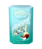 LINDT LINDOR COCOS CORNET 200G