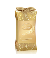 LINDT LINDOR ASSORTED MINI PILLAR 75G