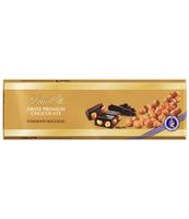 LINDT SWISS PREMIUM CHOCOLATE DARK HAZELNUT 300G