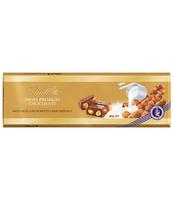 LINDT SWISS PREMIUM CHOCOLATE MILK HAZELNUT 300G