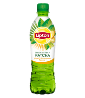 LIPTON MATCHA GINGER&LEMO 0,5L