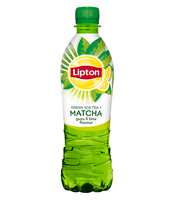 LIPTON MATCHA YUZU LIME 0,5L