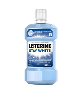 LISTERINE PŁYN STAY WHITE 500 ML